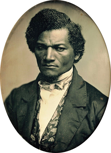Photo of Fredrick Douglass (1818–95) circa 1850. Other stories of Racism and Civil Rights. Well said, Mr. Douglass. marchmatron.com