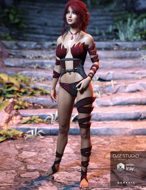Wild Spirit for Genesis 3 Female