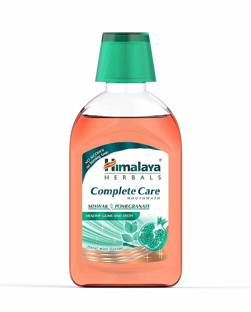 Himalaya Complete Care Mouthwash