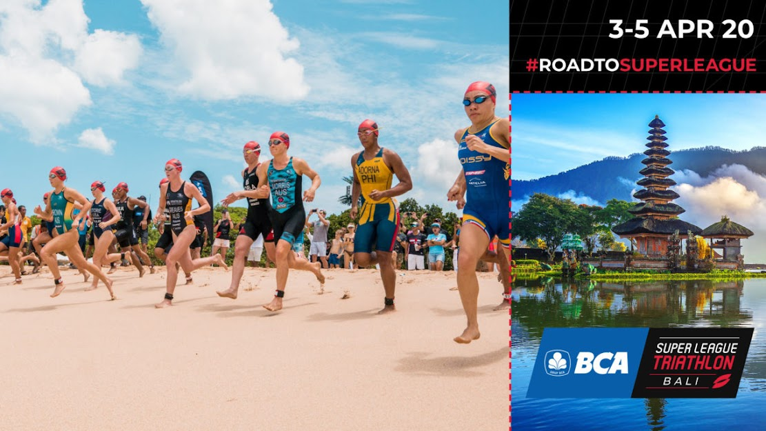 BCA Super League Triathlon - Bali • 2020