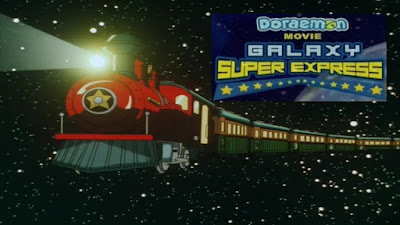 DORAEMON THE MOVIE NOBITA AND THE GLAXY SUPER EXPRESS