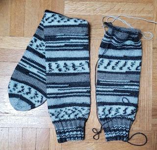 Socks Oct 18