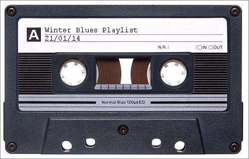 My Feel-Good Playlist - 10 Songs to beat the Winter Blues