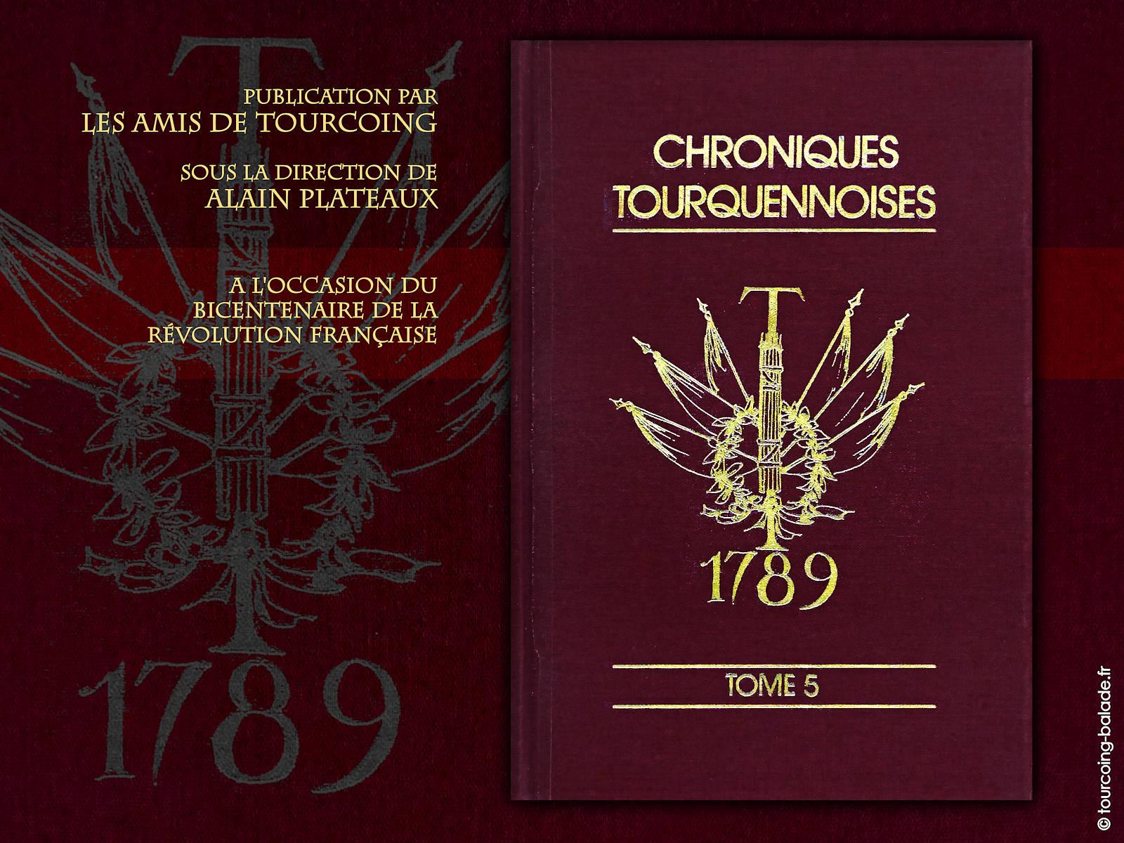 Chroniques tourquennoises, Tome 5