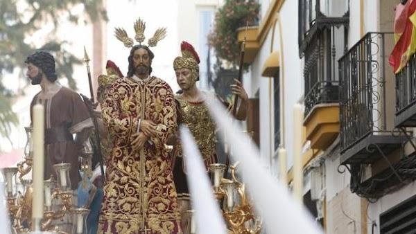 El Señor de la Sentencia presidirá el Vía Crucis de la Agrupación de Cofradías de Córdoba en 2020