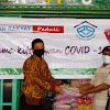 RR Serahkan Bantuan Sembako Ke Relawan Covid-19 MWC NU Pragaan