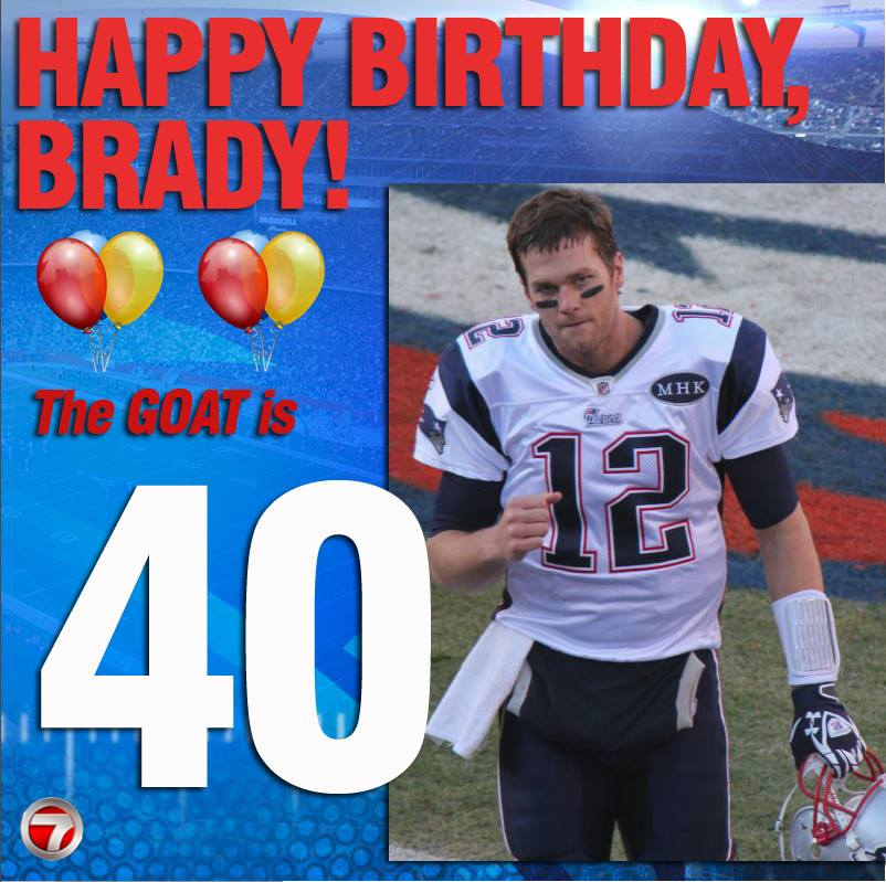 Tom Brady's Birthday