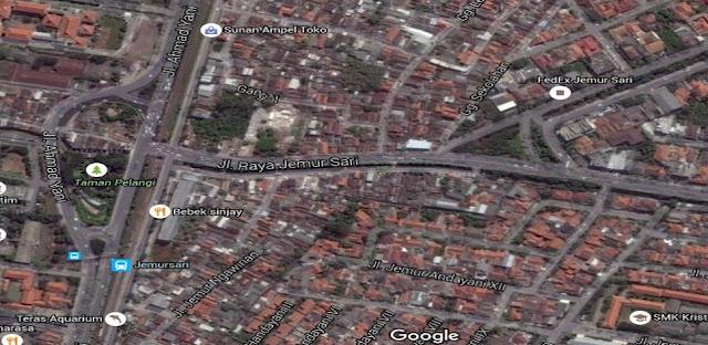 BeSS Mansion Raya Jemursari Surabaya