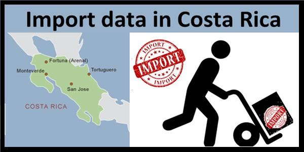 Costa Rica Import Data