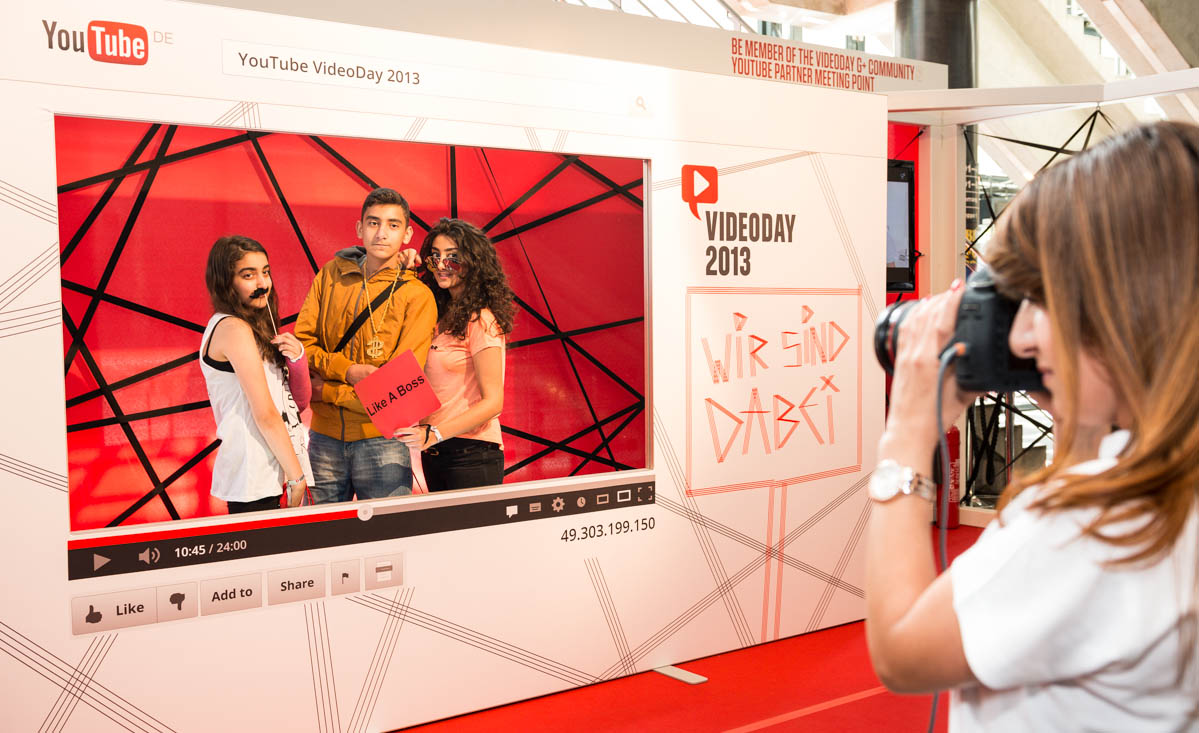 YouTube Creator Blog [DE]: What a happy VideoDay 2013 – so war