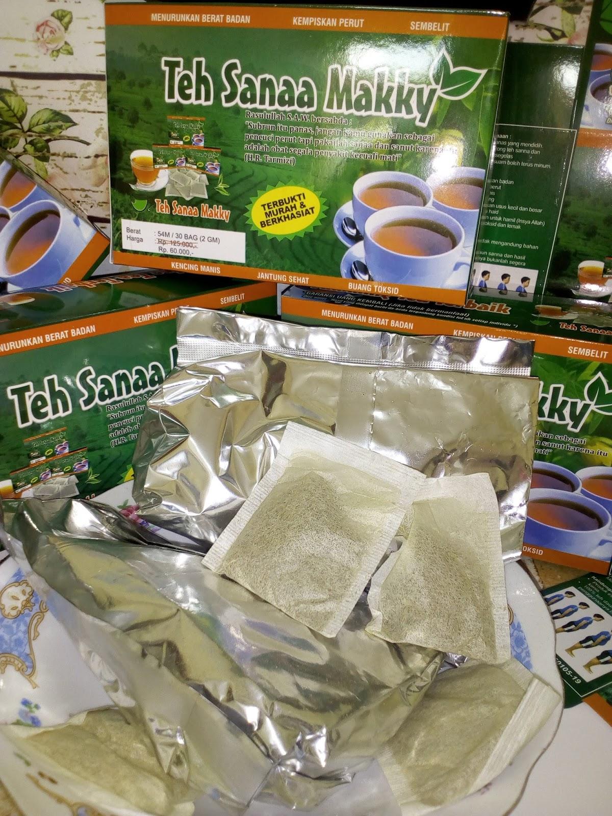 Teh Sanna Malaysia Sanaa Makky Distributor Celup Herbal Daun Jati Cina Melangsingkan Tubuh Mengurangi Kolesterol Memang Sempat Booming Beberapa Waktu Yang Lalu Sebagai Pelangsing Tapi Benarkah Terbukti Dapat Menurunkan Berat