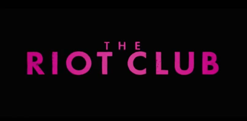 Review Film Bioskop: The Riot Club (2014)
