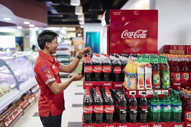 Lowongan Kerja Rekrutmen Karyawan PT Coca-Cola Amatil Indonesia (CCAI) | Graduate Trainee Program Tahun 2019