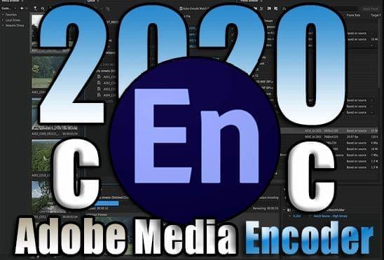 تحميل برنامج Adobe Media Encoder 2020 v14.4.0.35 اخر اصدار مفعل مدى الحياة