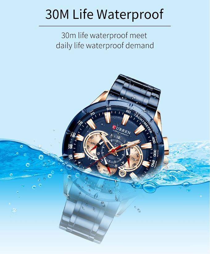 Best Curren Watches | Curren Watch Original 8363