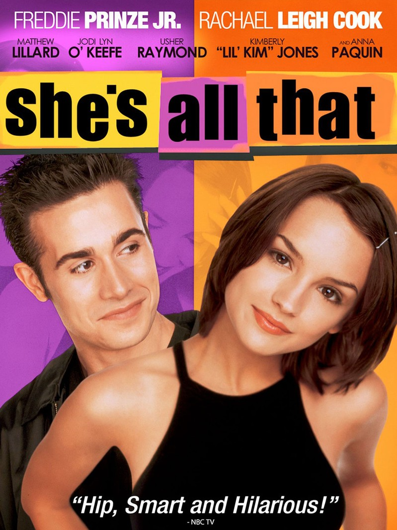 She's All That (1999) ταινιες online seires oipeirates greek subs