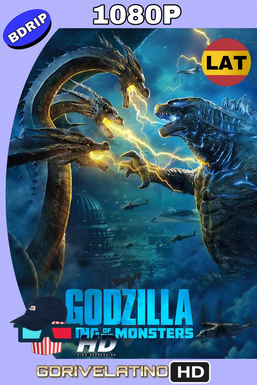 Godzilla II: el rey de los monstruos (2019) BDRip 1080p (Latino-Inglés) MKV