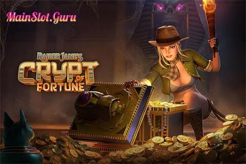 Main Gratis Slot Raider Jane's Crypt of Fortune (PG Soft)   96.75% RTP