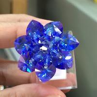 Jual Cincin Kristal Swarovski