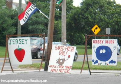 Rosie's Farm Market in Mullica Hill New Jersey