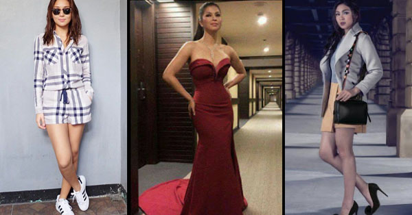 Want to know how tall Angel Locsin is? Find out here!