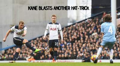 Kane heads the pack