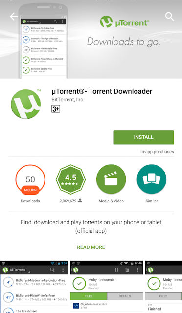 How to Use uTorrent on Android