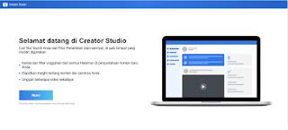 Daftar Creator Facebook