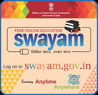 Online Registration SWAYAM Portal|Login@ swayam.gov.in For Online Courses List 2020/21 Apply Now