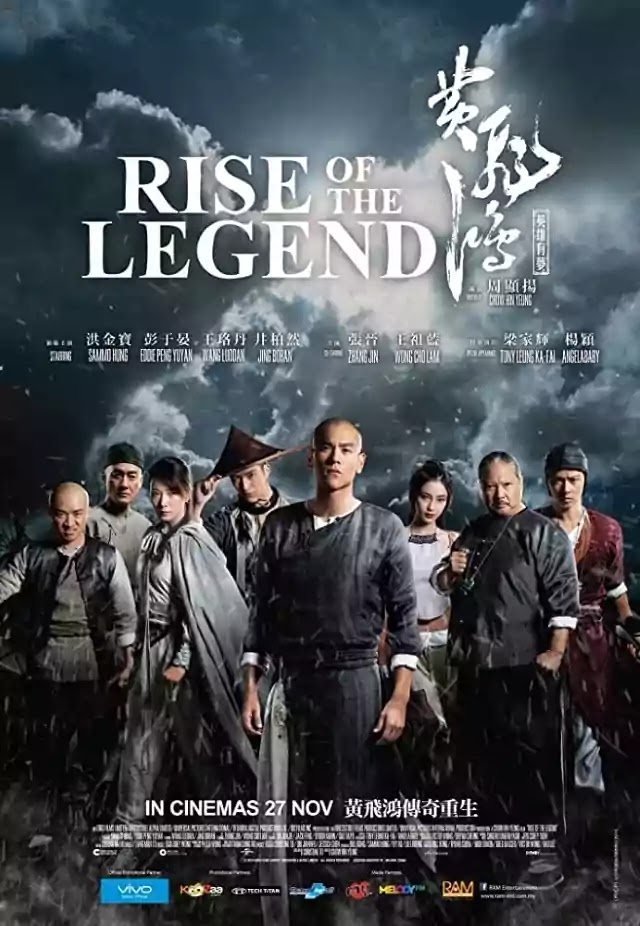 Rise of the Legend Movie - J K Starr