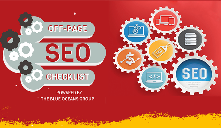 Off Page SEO Checklist #Infographic