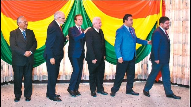 Los líderes de oposición todavía piensan en sus proyectos individuales / ARCHIVO WEB