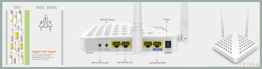 Spesifikasi Router Tenda FH1206 The Next Generation