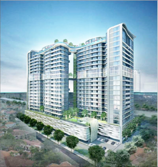 Sensation Thao Dien Apartment Capitaland District 2