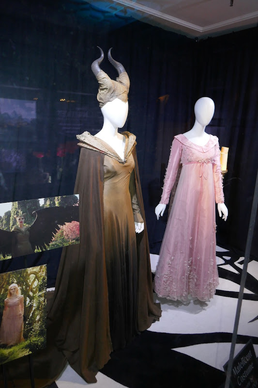 Angelina Jolie Elle Fanning Maleficent 2 costumes