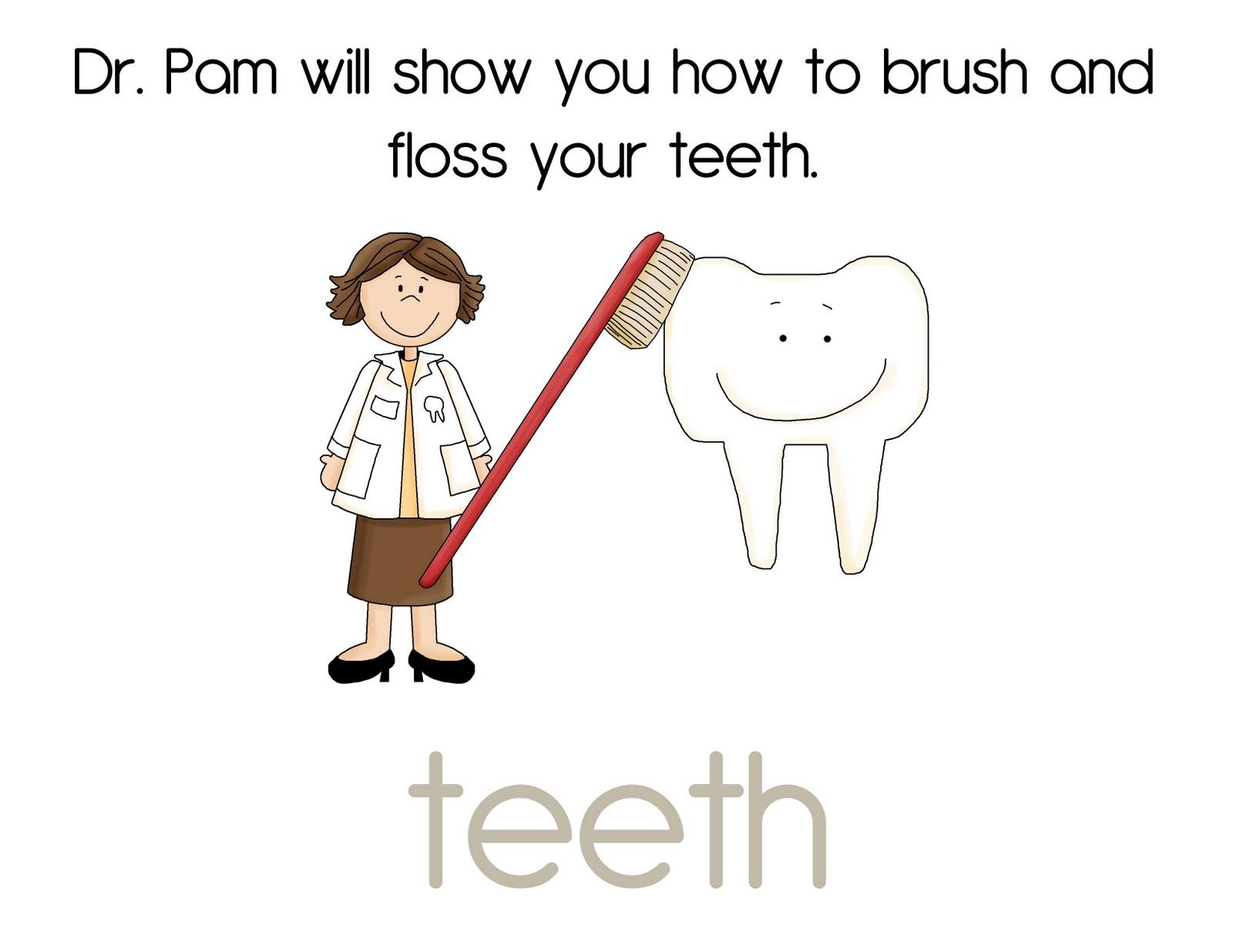 The Crazy Pre K Classroom Dental Health Month
