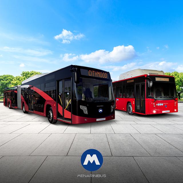 Karsan'dan 73 Adet CNG Yakıtlı Menarinibus Citymood satışı