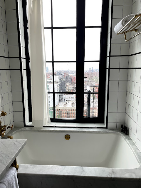 The Ludlow Hotel in New York City