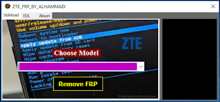 How To Download ZTE FRP TOOL FOR ADB Mode EDL Mode Unlock Tool Latest Update 2020 Free Password Download To AndroidGSM