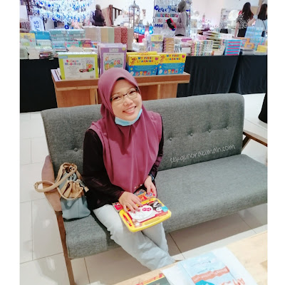 book xcess, da men mall, da men mall usj, book xcess fair, buku murah di book xcess, book fair usj, a taste of malaysia, beli barangan malaysia