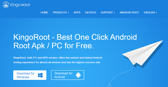 cara root android lenovo