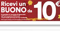 Logo Ipercoop: buono sconto da 10€ ! scopri come riceverlo subito