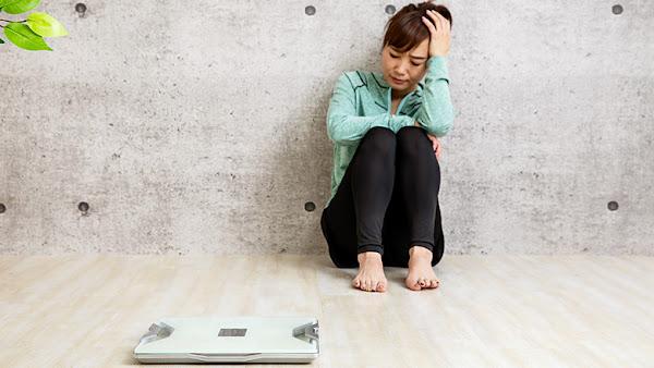 ダイエットの停滞期を上手に乗り越える方法