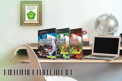 Buku Teks Muatan Pelajaran Akidah Akhlaq Madrasah Aliyah (MA) Tahun 2019