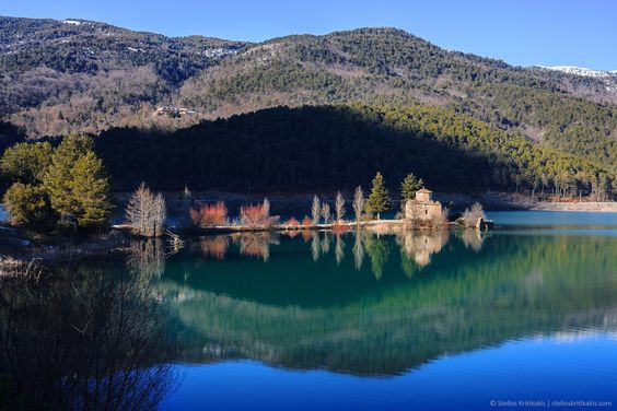 Agios Fanourios  Doxa Lake Korinthias Photo by Stelios Kritikakis