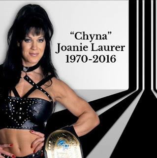 Chyna, WWE wrestling, Chyna Dead, Joanie Laurer