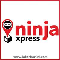 Lowongan Kerja Ninja Express Bandung Terbaru 2021
