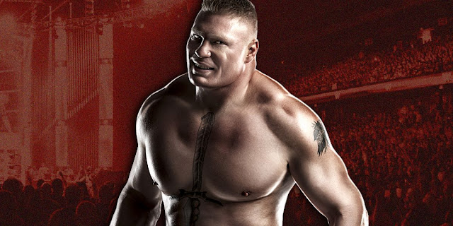 Brock Lesnar's WWE Contract Reportedly Expires In 2020
