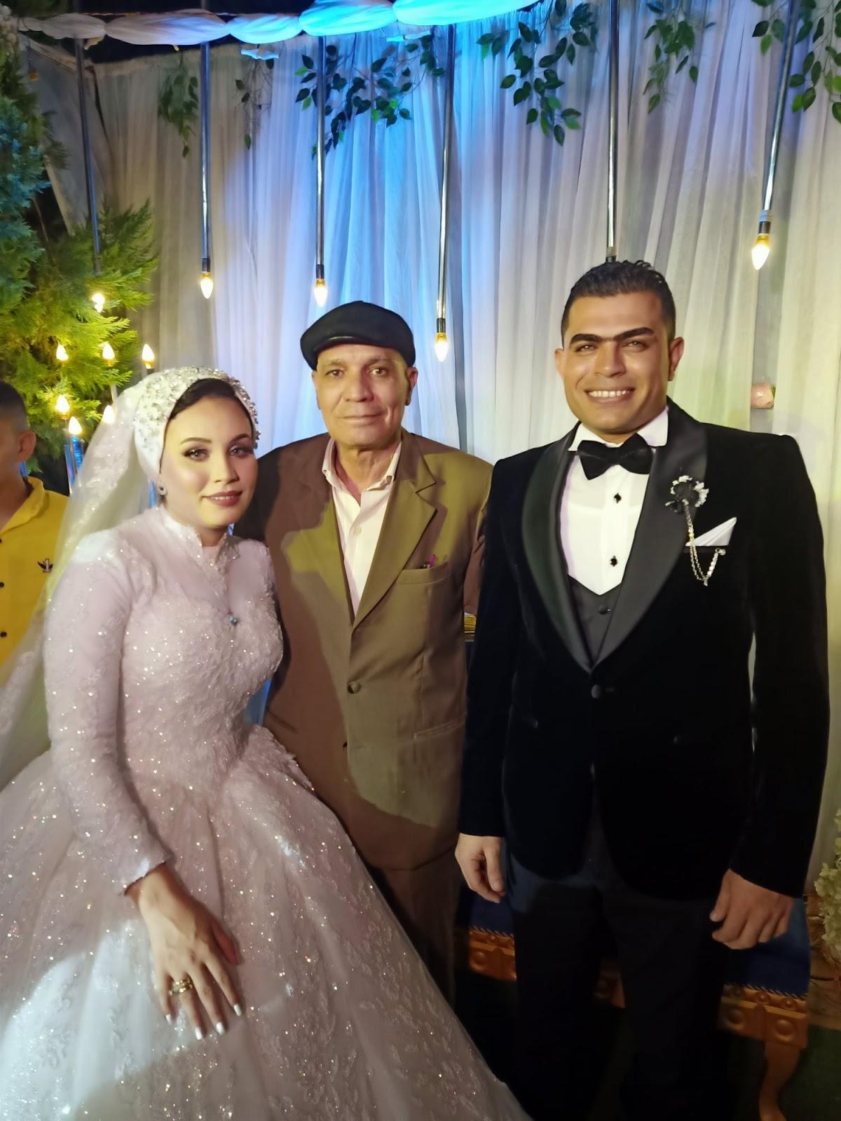 شبكة أسرار نيوز تهنئ عائلات بركات والأشقر بمناسبة حفل زفاف البرنس عبدالله والأميرة جهاد