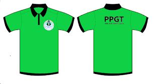Contoh Desain Baju PPGT